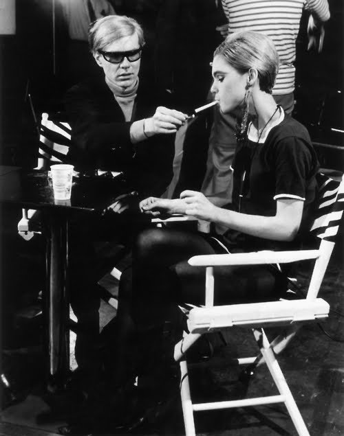 Edie Sedgwick's Photos by Andy Warhol (1)
