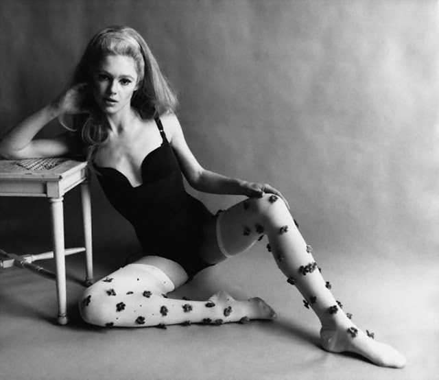 Edie Sedgwick's Photos by Andy Warhol (9)